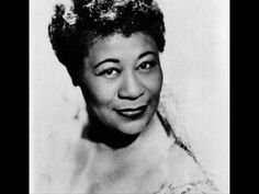 A video of 'Cheek to Cheek', sung by Ella Fitzgerald.