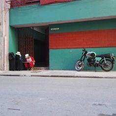 Scrivere a Cuba.