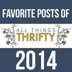 All Things Thrifty Home Accessories and Decor on Bloglovin