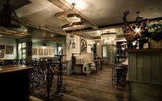 93ft Interior Photography for Living Ventures, The Botanist, Alderley Edge