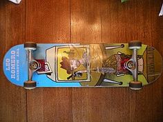 Toy Machine Skateboard up for auction! Visit www.Retryit.com to bid!