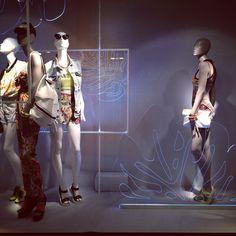 Window#african print# BSK#fashion