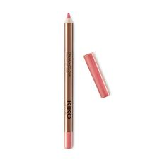 Crayon à lèvres - Creamy Colour Comfort Lip Liner - KIKO MILANO 302 warm rose