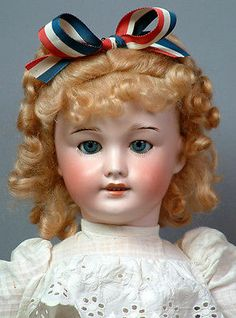 "*DELICIOUS ANTIQUE* 20"" SFBJ 301 French BEBE Antique CHILD Doll SO PRETTY"