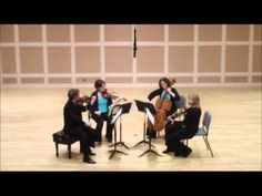 "Artaria performs Haydn ""Sunrise"" quartet mvt 1"