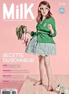 Milk 39  Concentré enfantin pour parents contemporains Le magazine de mode enfantine