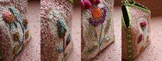 le pochon aux navettes fleuries....# 2 - facilecécile