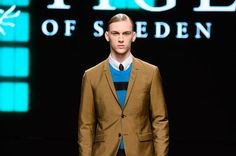 At Tiger of Sweden, a Nod to the Post-Punk Era in Britain