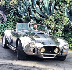 Millionaire playboy poker player Dan Bilzerian lives a life that few of us can dream of Poker, Dan Bilzerian, Bond Cars, Ac Cobra, Love Car, Photos Du, Cars Motorcycles, Dream Cars, Super Cars