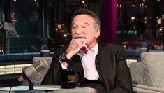 Robin Williams on Letterman 2012.04.26
