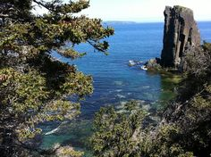 Skerwink Trail, Newfoundland | Skerwink Trail | HI Trinity Newfoundland Ontario, Prince, Newfoundland And Labrador, New Brunswick, Canada Travel, Beautiful Islands, Homeland, Dream Vacations, Geology