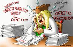 le cicale come cresce il debito pubblico #italia #politicaitaliana #economia