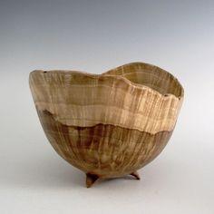 Wood Bowl - Rustic Oak Burl Wood Turned Bowl - Housewarming Gift - Wedding Gift- Hand Made Wood Bowl - Wooden Bowl - Wood Turning Bowl by JLWoodTurning on Etsy