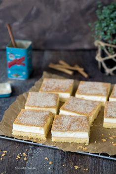 Leckerer Schandkuchen mit Zimt und Zucker