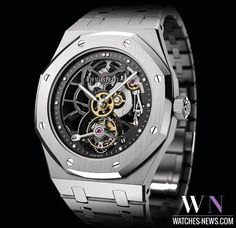 Audemars Piguet Royal Oak Tourbillon 40th Anniversary