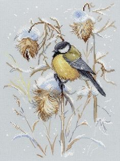 Thrilling Designing Your Own Cross Stitch Embroidery Patterns Ideas. Exhilarating Designing Your Own Cross Stitch Embroidery Patterns Ideas. Cross Stitch Needles, Cross Stitch Bird, Cross Stitch Animals, Cross Stitch Flowers, Counted Cross Stitch Patterns, Modern Cross Stitch, Bird Embroidery, Cross Stitch Embroidery, Embroidery Patterns