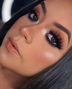 Top simple wedding makeup tutorial natural looks ideas Basic Makeup, Simple Eye Makeup, Natural Makeup, Makeup Tips, Beauty Makeup, Face Makeup, Makeup Ideas, Makeup Inspo, Simple Wedding Makeup