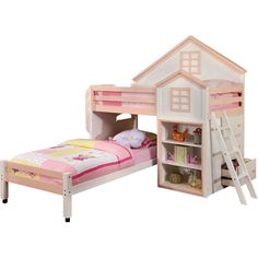 you'll love the treehouse twin loft bed at wayfair - great deals