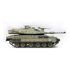 "Armored Car Tank Military Model 1/35 ""Merkava Mk. IB"" #T13213"