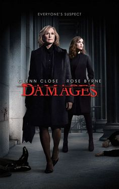 Damages is an amazing show - En France le 28 février 2008, Canal+ a retenu l'attention de près de 700 000 abonnés pour le lancement de la série Damages .