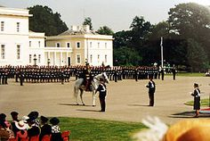 Royal Military Academy Sandhurst - Wikipedia, the free encyclopedia