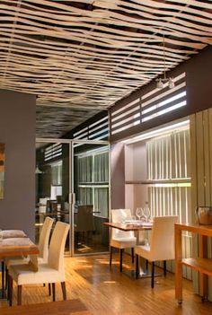 Arrokabe arquitectos restaurante pedro roca santiago - Arquitectos en santiago de compostela ...