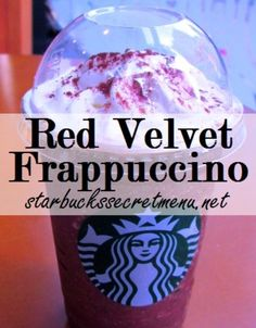 Here's the recipe: Half White Chocolate/Half regular Mocha Frappuccino Add raspberry syrup (1 pump tall, 2 grande, 3 venti) Blend and top with whipped cream!