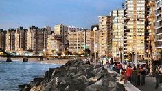 Avenida Peru - Vina del Mar