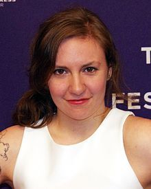 Lena Dunham at the 2012 Tribeca Film Festival premiere for the film, Supporting Characters