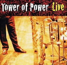 Tower of Power: Soul Vaccination: Tower Of Power Live - Music Streaming - Listen on Deezer Lps, Tower Of Power, Pandora Radio, Live Set, James Brown, Pop Rocks, Cool Things To Buy, Stuff To Buy, Music