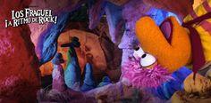 El pasado 24 de septiembre, Jim Henson, el creador de los Faggle Rock, hubiera cumplido 85 años. Para celebrar, Apple... Apple Tv, Fraggle Rock, Jim Henson, Musical, Dinosaur Stuffed Animal, Animals, Character, September, Past Tense