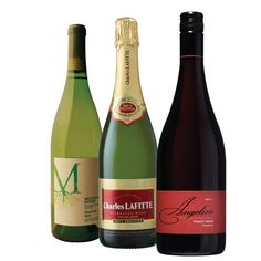 Holiday Wine Dinner Party Trio