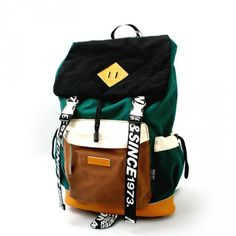Finally! I found the Cru Mode Tronc lettres de voyage Toile Sac à dos from ByGoods.com. I like it so so much!
