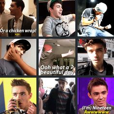 nath is so charming