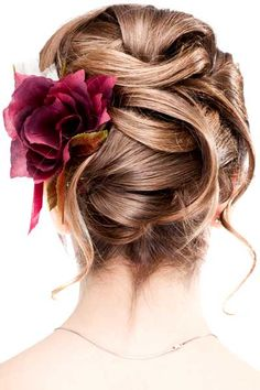 wedding updo for Lauren's wedding... if my hair is long enough!