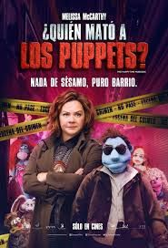 ¿Quien Mató A Los Puppets? Joel Mchale, Elizabeth Banks, Melissa Mccarthy, Puppets, Detective, Movie Posters, Movies, Pop Display, Old Love
