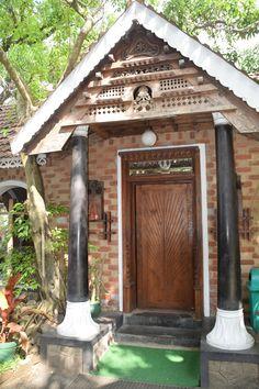 Ambadi Hotel at Periyar National Park, Southern India.