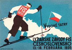 1935 fis world nordic ski championships vysoke tarry czechoslovakia zavody ceskoslovensko