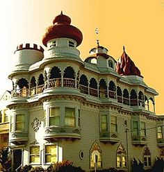 Victorian Mansions Interesting San Francisco