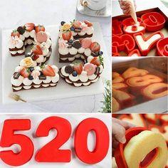 26 x Keks Cake Mold Cutter Buchstaben Alphabet Shapes Formen Fondants Coo YR