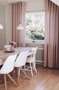 Fenstergestaltung Mit Thecurtain.shop. Schöne Vorhänge Für Dein Zuhause.  Wohnideen Für Ein Gemütliches