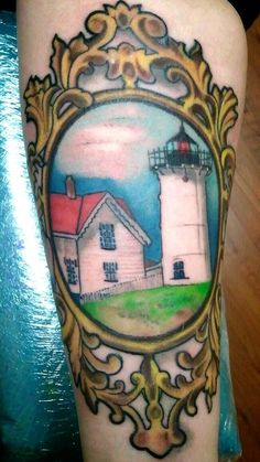 Lighthouse by livshurlock on pinterest lighthouse for Tattoo parlors in vermont