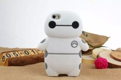Baymax Cute silicone case for Apple iPhone 6 6 Plus Big Hero phone covers Ipod 5, Iphone Phone Cases, Cell Phone Covers, Mobile Phone Cases, Cute Cases, Cute Phone Cases, Smartphone Iphone, Phone Case Store, Disney Phone Cases