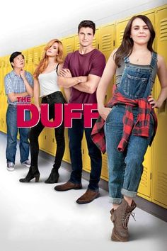 Poster The DUFF 2015