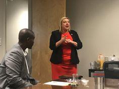 Kinship Bills Attract Attention of New Delegates | Community Idea Stations