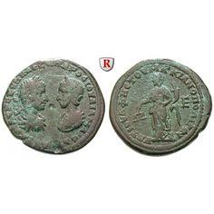 Römische Provinzialprägungen, Thrakien-Donaugebiet, Markianopolis, Elagabal, Bronze 218-222, ss: Thrakien-Donaugebiet,… #coins
