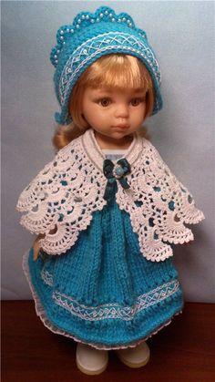 """Комплект """"Золушка"""" и не только, для кукол Паола Рейна / Одежда для кукол / Шопик. Продать купить куклу / Бэйбики. Куклы фото. Одежда для кукол"""