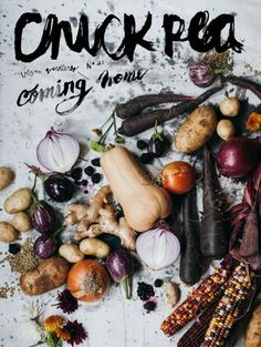 Winter 13 by Chickpea Vegan Quarterly - issuu Best Vegetarian Recipes, Whole Food Recipes, Vegetarian Cooking, Vegan Food, Cooking Games For Kids, Cooking Jasmine Rice, Whole Foods Vegan, How To Read A Recipe, Fried Pickles
