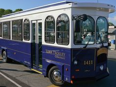 York Trolley Company, York, Maine, visit full profile @ http://gayweddingsinmaine.com/york-trolley-company.html