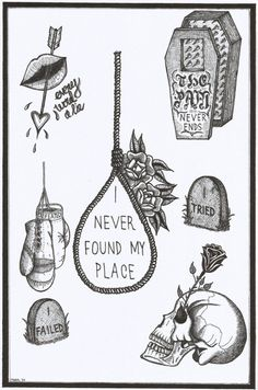 These would be great tattoos